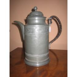 Чайник оловянный 1860 года