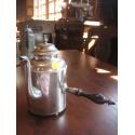 Антикварный кофейник с ручкой
