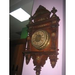 Настенные часы Gustav Becker 1860 г.