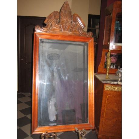 Зеркало старинное с кокошником