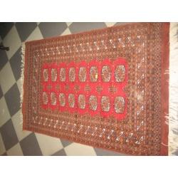 Персидский ковёр винтажный 1930 г.