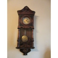 Часы настенные, антикварные