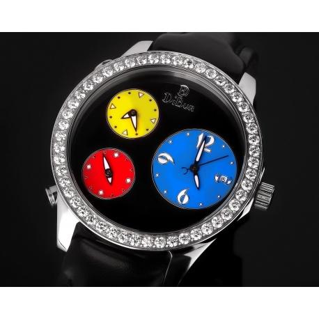 Dibur престижные часы с бриллиантами 3.25ct Артикул: 181117/4