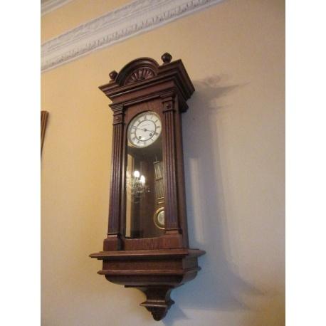 Антикварные настенные часы Г.Мозеръ ( Лот AL 3126 )