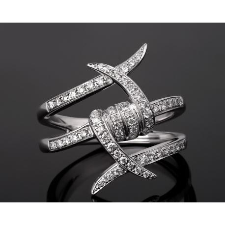 Stephen Webster экстравагантное золотое кольцо Артикул: 221117/7