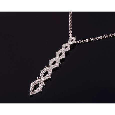 Stephen Webster Thorn бриллиантовая подвеска Артикул: 081217/2