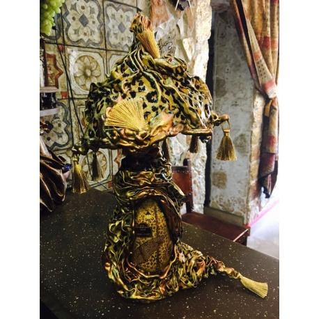Лампа «Леопард» (Лот NK 007)