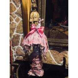 Розовая лампа (Лот NK 009)