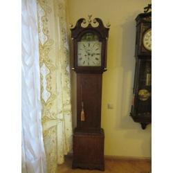 Антикварные английские напольные часы