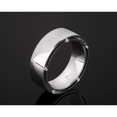 Damiani Brad Pitt стильное золотое кольцо Артикул: 151217/41