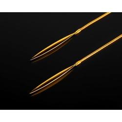 Tiffany&co утонченное золотое колье