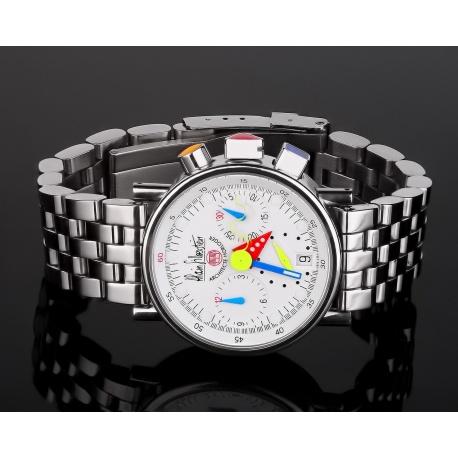 Наручные часы Alain Silberstein Bauhaus Krono Артикул: 301217/3