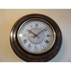 Антикварные часы Lenzkirch