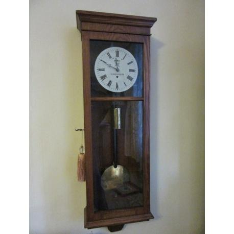 Русские стенные часы Н.Воронцовъ Лот ( AL 3231 )