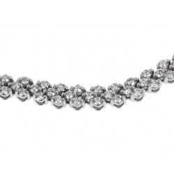 Престижный золотой браслет с бриллиантами Chanel