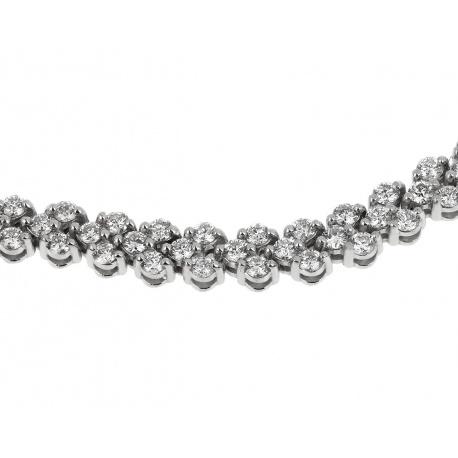 Престижный золотой браслет с бриллиантами Chanel Артикул: 130218/14