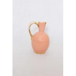 Кувшин розовая керамика. Лот ZV 226