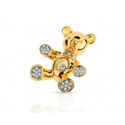 Подвеска Chopard Happy Diamond Teddy Bear