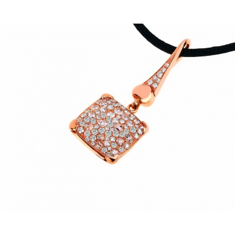 Прелестный золотой кулон Pasquale Bruni Eiffel Артикул: 020318/4
