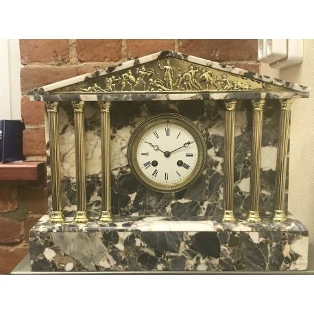 Часы каминные ( Лот AL 1010 )