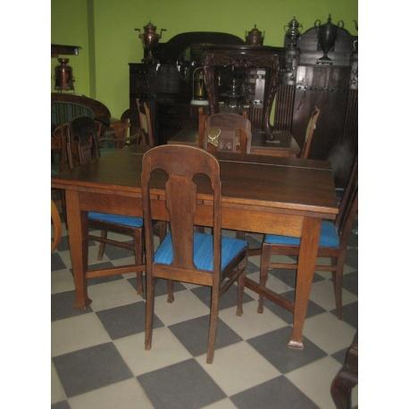Гарнитур столовый 1920 г. ( Лот № 20064 )
