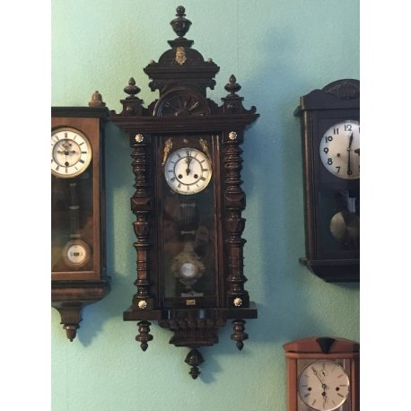 Антикварные часы Le Roy a Paris ( Лот AL 1403 )