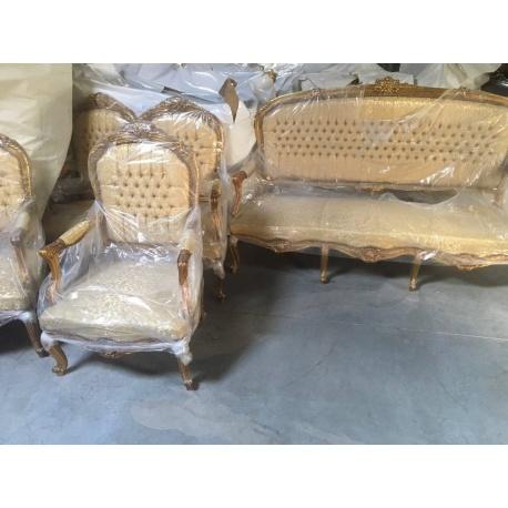 Комплект мягкой мебели (Лот TRMME248)