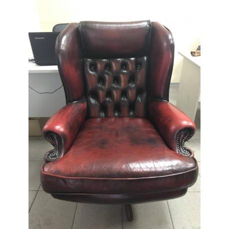Каминное кресло Честерфилд (Арт.: NMME183)