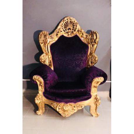 Кресло-трон Барокко (Apт NMME76)