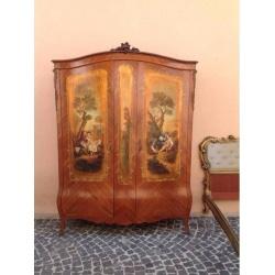 Шкаф итальянский с росписью (Apт NSKA1)