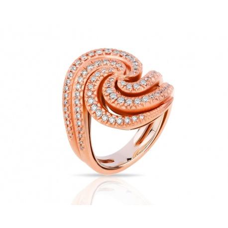 Прелестное золотое кольцо с бриллиантами 0.76ct H.Stern Артикул: 200318/16