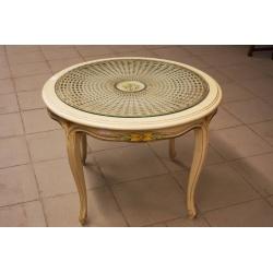 Журнальный столик из ротанга (Apт NSTO102)
