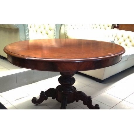 Винтажный обеденный стол (Apт NSTO96)