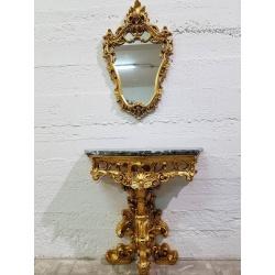 Консоль с зеркалом (Apт NZER71)