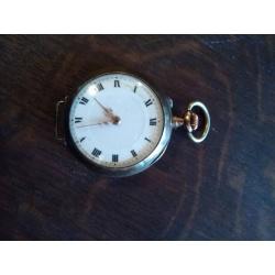 Серебряные карманные часы ( Apт NCH25)