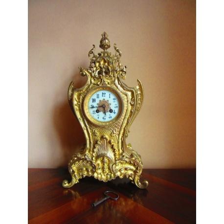 Часы каминные ( Лот AL 3339 )