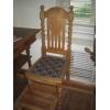 Комплект стульев с резьбой