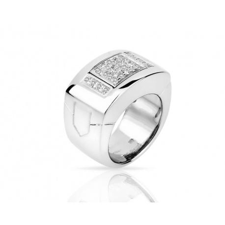 Золотое кольцо с бриллиантами 0.30ct Audemars Piguet Артикул: 230318/1