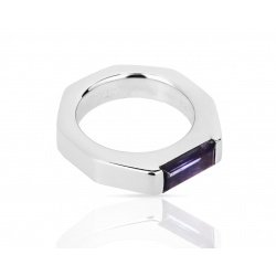 Солидное кольцо с аметистом Audemars Piguet