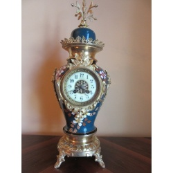 Антикварные часы - Ваза Samuel Marti