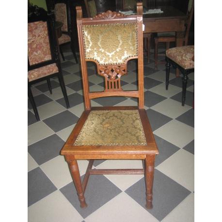 Комплект стульев в стиле Югенд