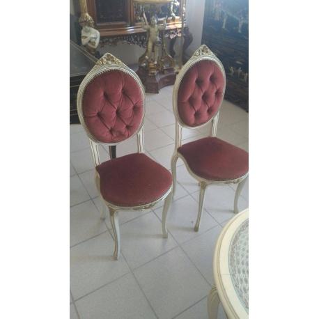 Классический винтажный стул