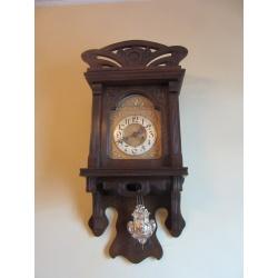 Gustav Becker антикварные часы
