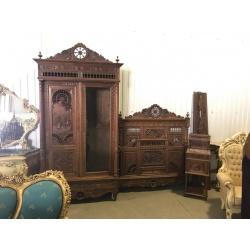 Спальня комплект в стиле Бретонь