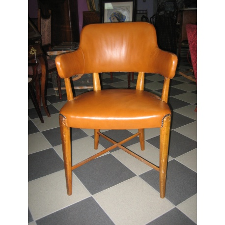 Кресло Carl Malmsten винтаж