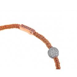 Золотой браслет с бриллиантами 0.88ct Roberto Demeglio
