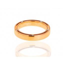 Обручальное золотое кольцо с бриллиантами Damiani Brad Pitt