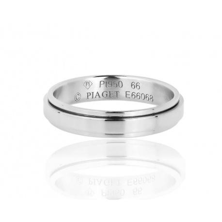 Престижное платиновое кольцо Piaget Possession