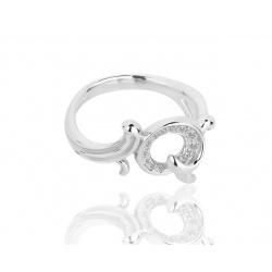Золотое кольцо с бриллиантами Carrera y Carrera Origen
