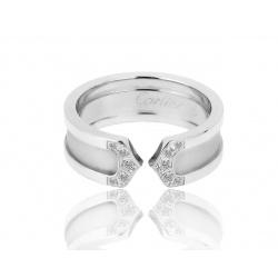 Кольцо с бриллиантами Logo De Cartier